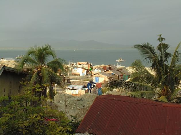 slum Puerto Princesa