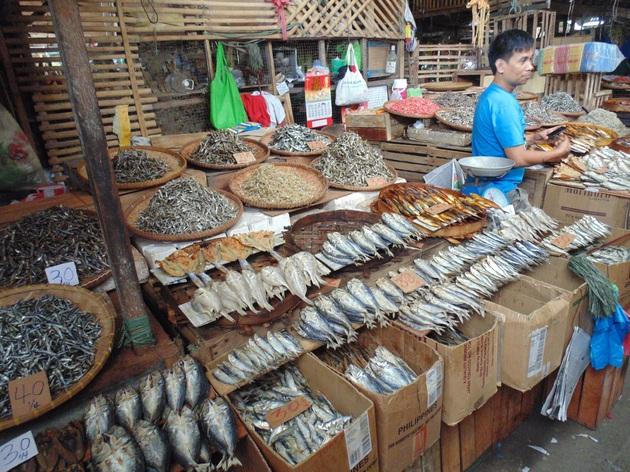 Trh v Legazpi