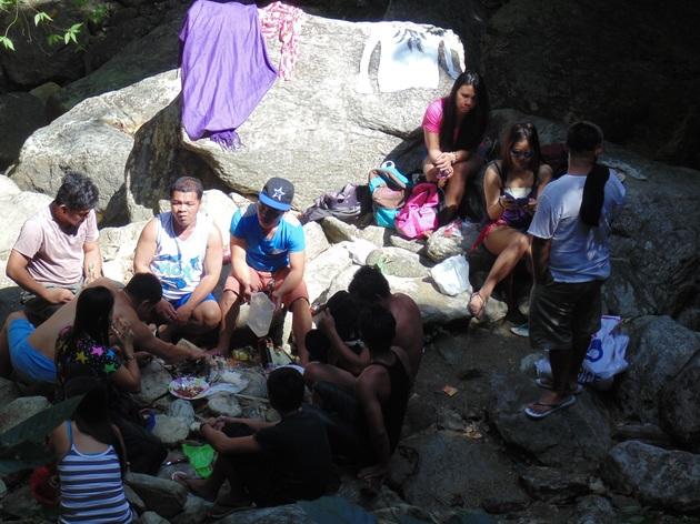 Filipínska omladina oslavuje