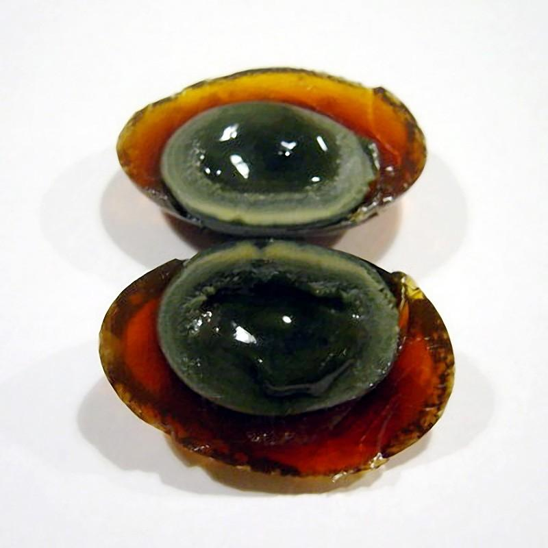 Century egg, Wall-e look