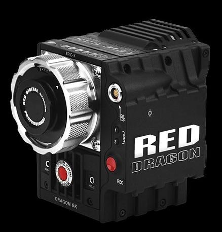 kamera Red