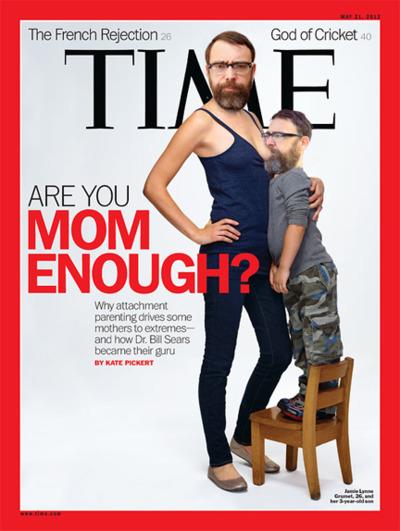 Mike-Monteiro-breastfeeding-himself-on-TIME