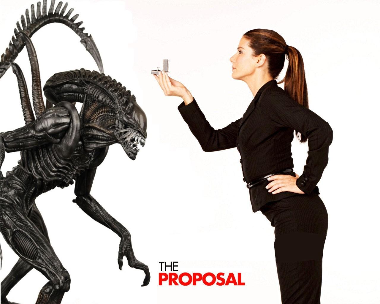 alien proposal