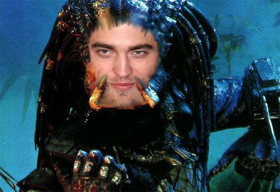 robert predator