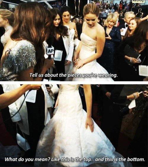 cool-Jennifer-Lawrence-dress-white